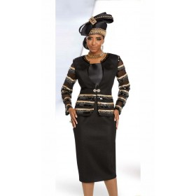 Donna Vinchi 5645 women suit and dress