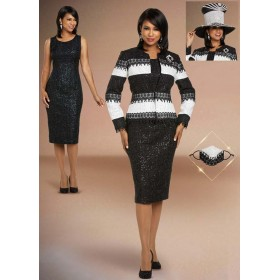 Donna vinchi 5713 Women Suit and Dress