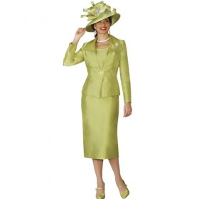 Lily and Taylor 4014 Women Church Suit