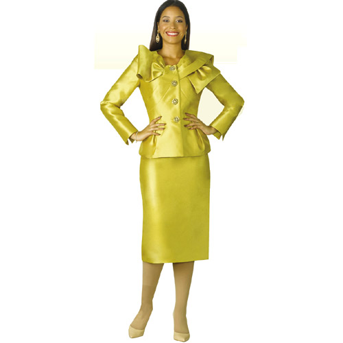 Lily and Taylor 4051 Women Church Suit
