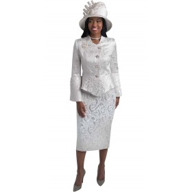 Lily and Taylor 4441 Women suit and dress