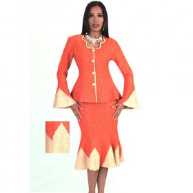32734ee01db Liorah 7225 Womens Knit Suits