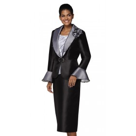 Nina Massini 3041 Women Suit and Dress