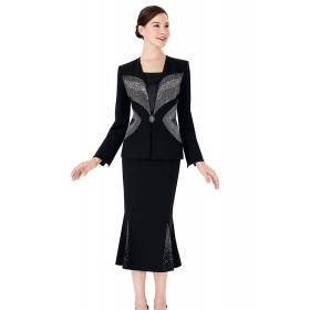 Serafina 3951 women suit and dress