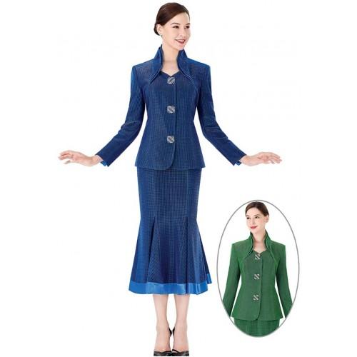Serafina 3953 women suit and dress