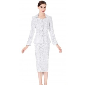 Serafina 3971 women suit and dress