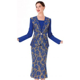 Serafina 3955 women suit and dress
