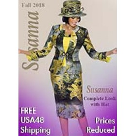 Susanna Suits and Dresses