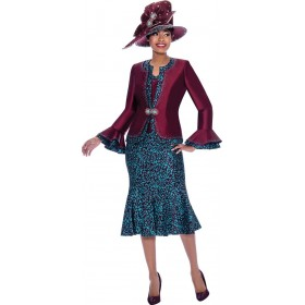 Susanna 3922 women suit and dress