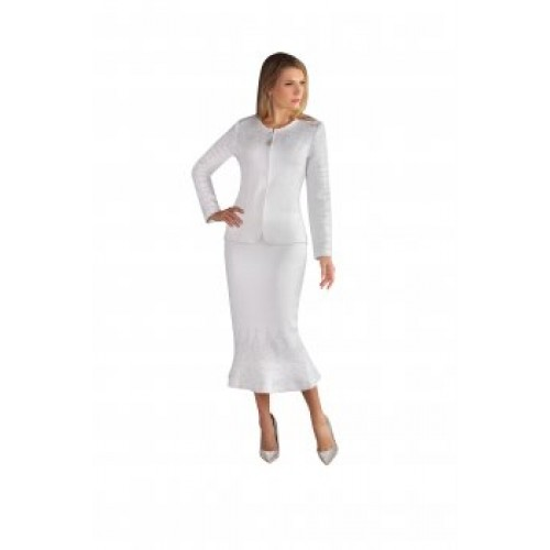 Tally Taylor 7249 Knit Suit