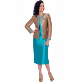 Terramina 7637 women suit and dress