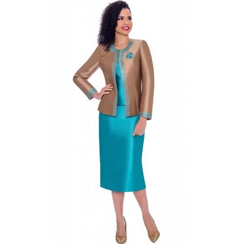 Terramina 7637 women suit and dress
